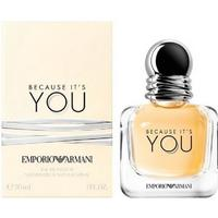 ARMANI EMPORIO ARMANI Because It's You Edp 30мл