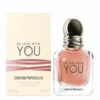 ARMANI EMPORIO ARMANI In Love With You Edp 30мл