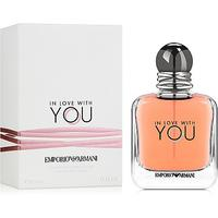ARMANI EMPORIO ARMANI In Love With You Edp 50мл