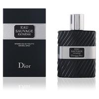 C.DIOR EAU SAUVAGE Extreme Intense Edt  50мл