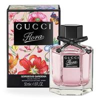 GUCCI Flora by Gucci GORGEOUS GARDENIA Edt 50мл