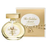 ANTONIO BANDERAS Her Golden SECRET Edt 50мл