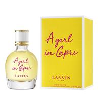 LANVIN A Girl in Capri edt 50мл