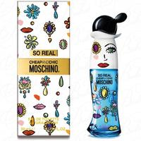MOSCHINO CHEAP&CHIC SO REAL Edt  30мл